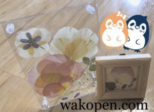 ウェディングブーケを押し花に保存加工